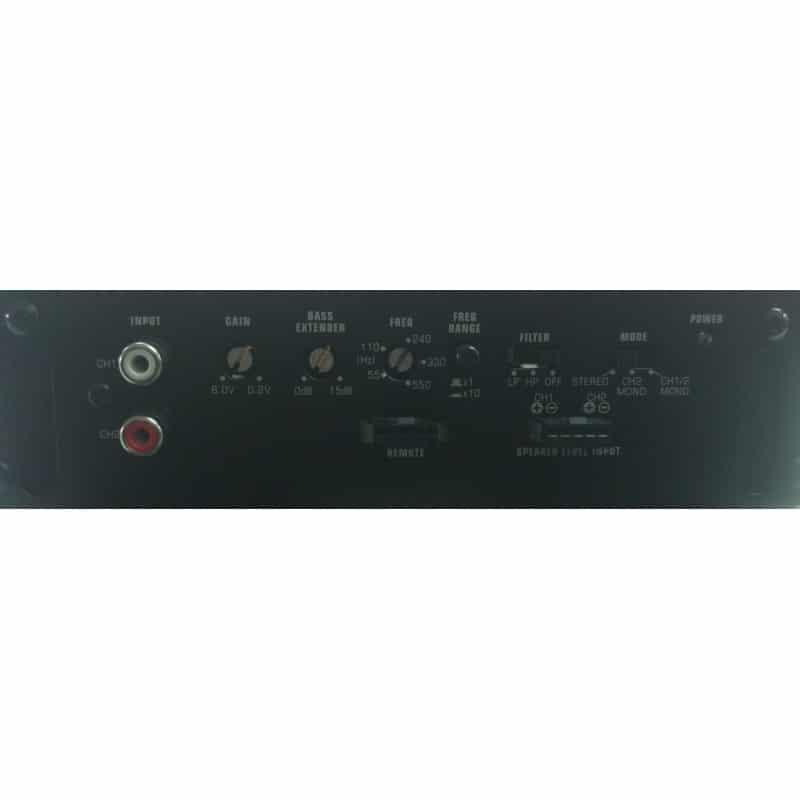 Audiopipe Apcl-2002 Car Audio Amplifier