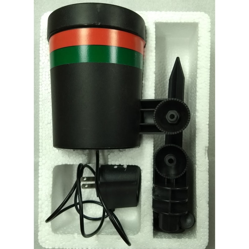 Star shower laser light projector l c sawh enterprises ltd for Star shower projecteur